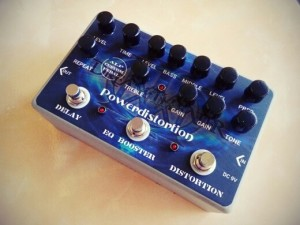 Power Distortion 3in1 Pedal
