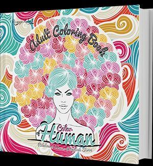 Adult Coloring Book Ranggi Ariliah