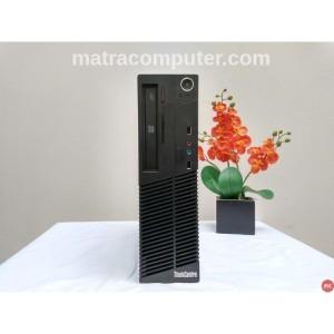 Komputer kantor Lenovo m72e Desktop Core i3