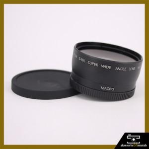 Wide Converter 0.45x 58mm