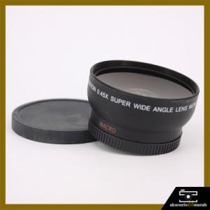Wide Converter 0.45x 52mm