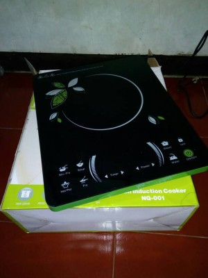 Kompor Induksi Slim Induction Cooker NQ-001