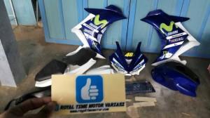 Fairing R25 Mix Body Ninja Fi Movistar Edition
