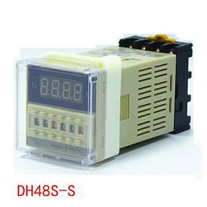 Jual omron dh48s s digital timer precision delay time relay twin omron dh48s s digital timer precision delay time relay twin counter publicscrutiny Choice Image