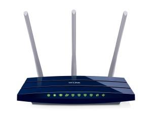 Network - TP Link - 300Mbps Wireless N Gigabit Router TL-WR1043ND