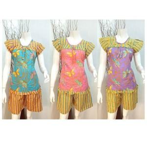 Baby Doll Batik Taska