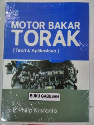 Jual Buku Motor Bakar Torak Teori Aplikasinya Philip Kristanto An Bukugabusan Tokopedia