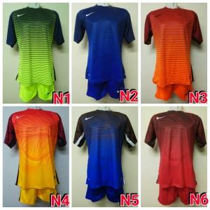 Stelan Setelan Futsal Sepak Bola Jersey Nike Import Grade Ori Dri Fit