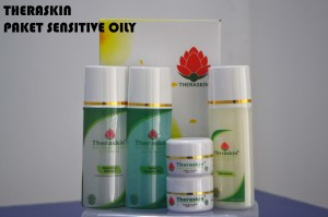THERASKIN PAKET SENSITIVE OILY