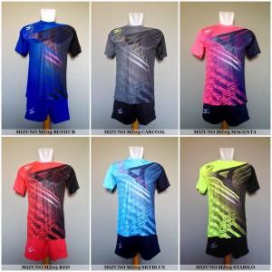 Setelan Voli / Volley Mizuno MZ03 (Baju Kaos Celana)