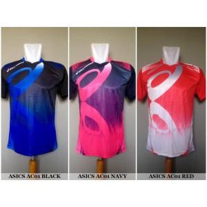 Baju Kaos Voli / Volley Asics AC01