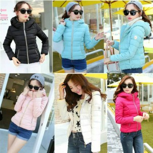 Limited Stock!!! Winter Warm Jacket Jaket Hangat Import