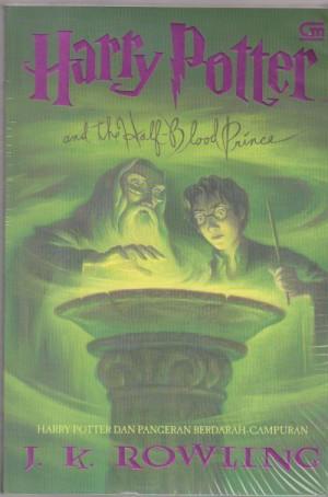 Harry Potter 6 : Harry Potter dan Pangeran Berdarah Campur
