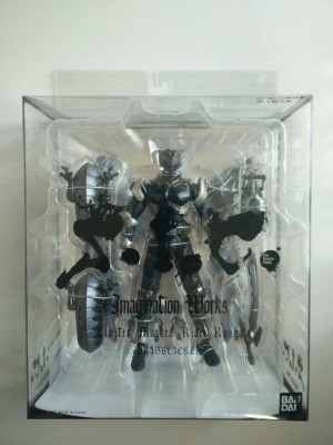 S.I.C. Limited Imagination Works 2007 | Masked Rider Ryuga Dragblacker