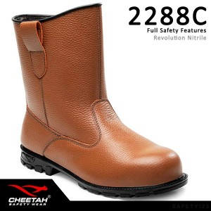 Sepatu Safety Shoes Cheetah 2288C Nitrile