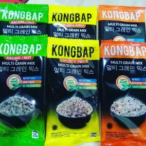 Kongbap Paket Mix