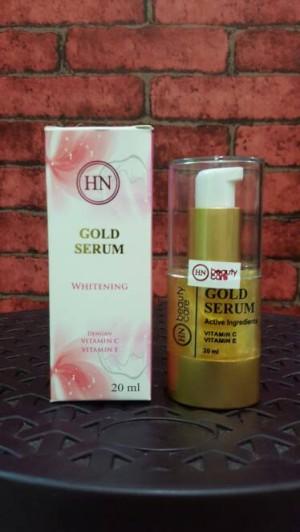 Serum Gold HN beautycare   HN gold serum