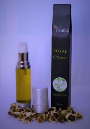 Minyak Biji Kelor Royal Serum Asli Kelorina 20ml 100% Original