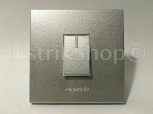 Saklar Engkel Kecil Panasonic Style Silver