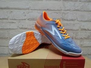 Sepatu Futsal Specs Thunderbolt Spirit Orange 400541 Original