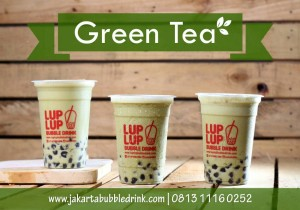 Green Tea Powder - Bubuk Minuman Bubble Drink