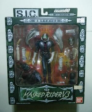 S.I.C. Vol. 9 Masked Rider V3 | Asia Ver.