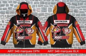 Jaket Balap Anak Hoodies MotoGP Repsol