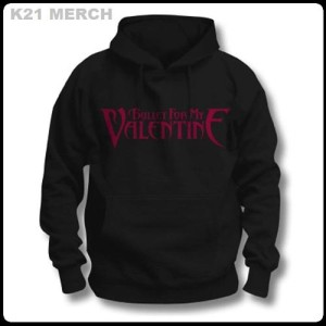 hoodie sweater bullet for my valentine