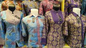 Jual Baju Batik Couple Seragam Kantor Kerja Ika Fashion Tanah