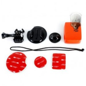 TMC Board Mount Surf Snowboard Wakeboard Set for GoPro / Xiaomi Yi