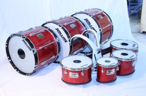 Jual Alat Musik Drumband Marching Band Pandu Jogja / Set