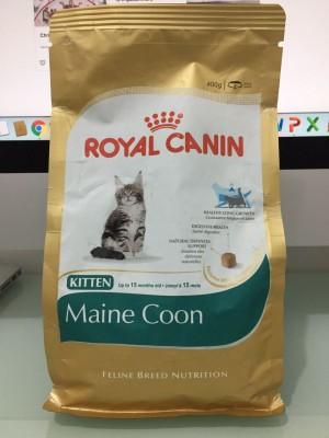 Royal Canin Maine Coon 31 400gr - Update Daftar Harga Terbaru Indonesia