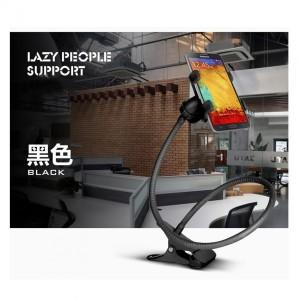 Lazy Tripod Phone Holder Maksimal HP 6 Inch Panjang 50 Meter