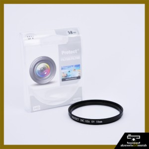 Filter Protect UV 58mm