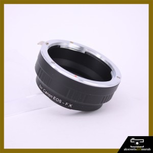 Adapter Canon EOS Lens to Fuji X Series Body