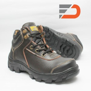 Safety boot, kulit asli - DCollection KRC-1 new