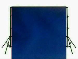 Jual Background Foto Studio Warna Biru Polos Mandiri Frame Gambar