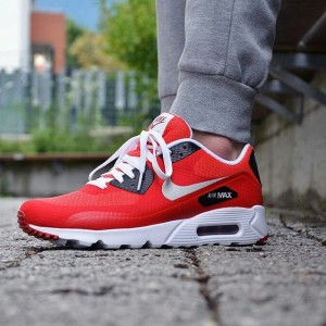 premium selection 9649f e4380 Nike Air Max 90 Ultra Essential Red