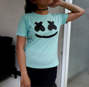 Smile X Tee / Tumblr Tee / Kaos Tumblr