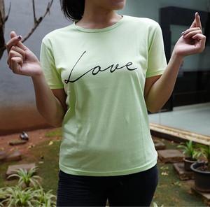 Love Tee / Tumblr Tee / Kaos Tumblr