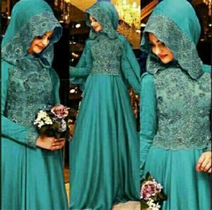 marima syari green/toska