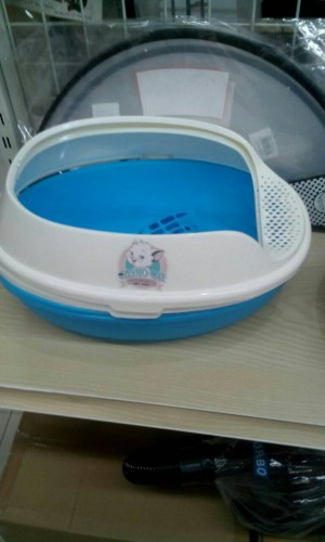 Cosmo Cat Litter Box # 1 with Cat Scoopp & Jual Cosmo Cat Litter Box # 1 with Cat Scoopp - Imported Pet Stuff ... Aboutintivar.Com