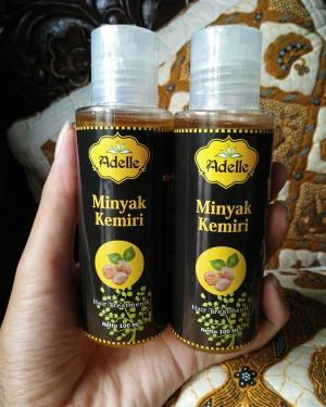 jual minyak kemiri adelle 100ml - wiwintk | tokopedia Minyak Kemiri Adelle