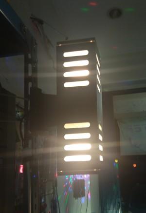 Lampu Dinding Outdoor Hias Taman-Lampu Dinding Minimalis-Wall Lamp A19