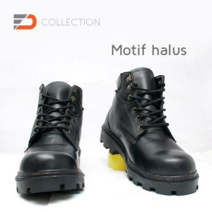 Safety boot kulit asli - DCollection AV1