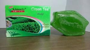 Jual Sabun Green Tea Penghilang Jerawat Pemutih Wajah Kota Semarang Ais Shop Tokopedia