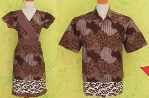 Sarimbit Dress COCO COKLAT
