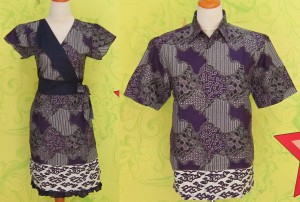 Sarimbit Dress COCO UNGU