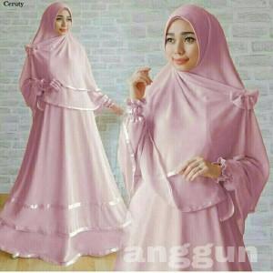 anggun syari pink