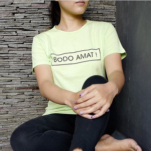 Bodo Amat Tee / Tumblr Tee / Kaos Tumblr